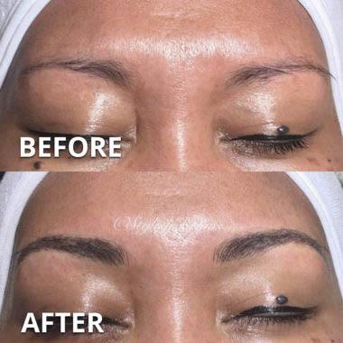 Microblading Eyebrow 1